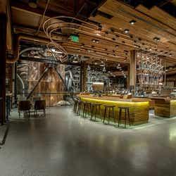 シアトルの「スターバックス リザーブ ロースタリー」/画像提供:スターバックス コーヒー