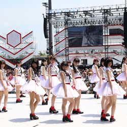 モデルプレス - NGT48、メジャーデビュー決定 キャプテン北原里英も歓喜の涙