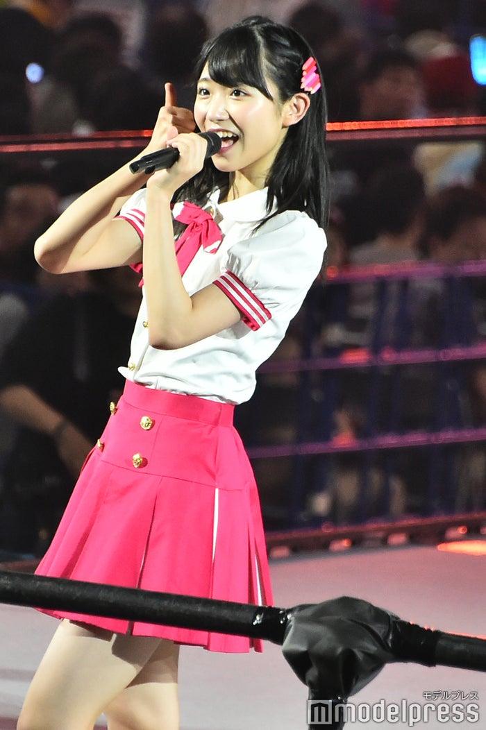 山内瑞葵/「AKB48 53rdシングル 世界選抜総選挙」AKB48グループコンサート(C)モデルプレス