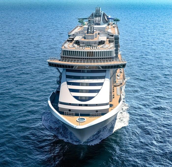 クルーズ船イメージ/MSC Cruises S.A.