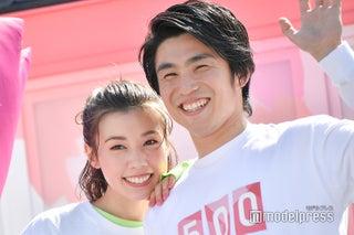 中尾明慶&仲里依紗、結婚後初共演の場でノロケ 再確認した互いの魅力語る