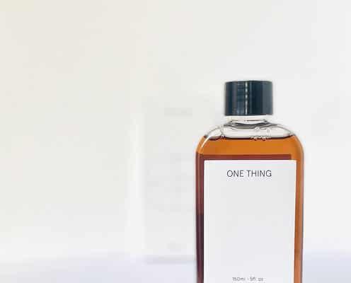 シンプルに原料だけ。 使い方様々なおすすめ化粧水。