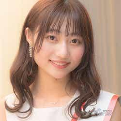 """モデルプレス - """"日本一美しい女子大生""""西脇萌さん、母が選んだドレスに秘密があった「見えないですよね…」<ミスオブミス2020>"""