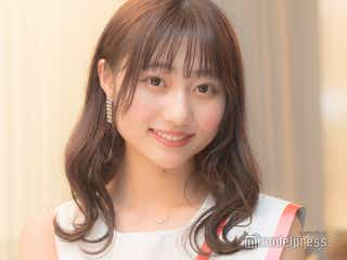 """""""日本一美しい女子大生""""西脇萌さん、母が選んだドレスに秘密があった「見えないですよね…」<ミスオブミス2020>"""