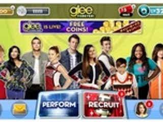 『Glee』の名曲と名場面がスマホで楽しめる!! リズムアクションゲーム「Glee Forever!」が全世界で配信開始!