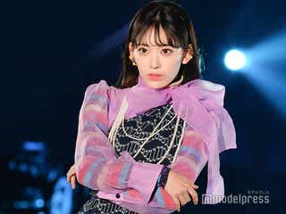 IZ*ONE宮脇咲良、福岡の伝統工芸衣装で堂々ランウェイ<TGC北九州2019>