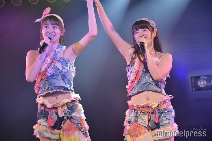 下口ひなな、武藤小麟/AKB48込山チームK「RESET」公演(C)モデルプレス