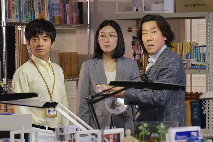 「地味にスゴイ!DX 校閲ガール・河野悦子」より(C)日本テレビ