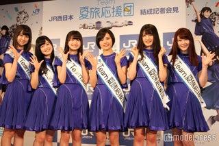 HKT48、メンバー同士の交流にどよめき?「カップルに負けないくらいラブラブ」
