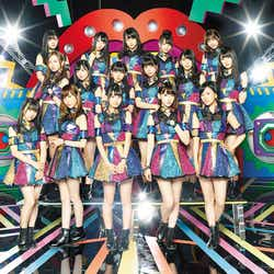 HKT48(画像提供:テレビ朝日)