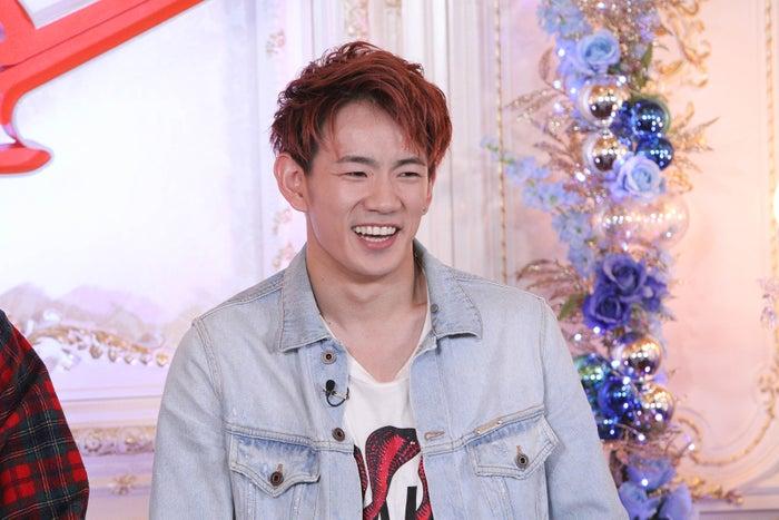 浦川翔平/28日放送『ギュッとミュージック』より(C)カンテレ
