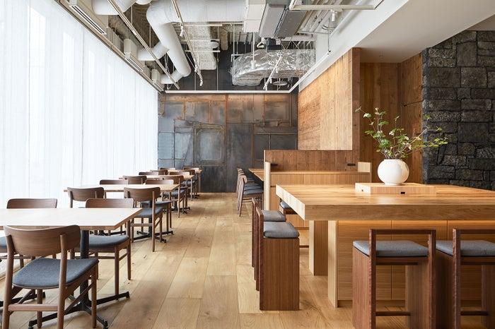 MUJI HOTEL GINZA/画像提供:株式会社良品計画