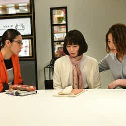 鈴木紗理奈、吉岡里帆、瀬戸朝香/「きみが心に棲みついた」第7話より(C)TBS