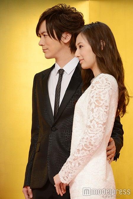 (右)北川景子(C)モデルプレス