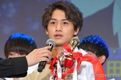 「高一ミスターコン2017」グランプリ:黒田昊夢くん (C)モデルプレス
