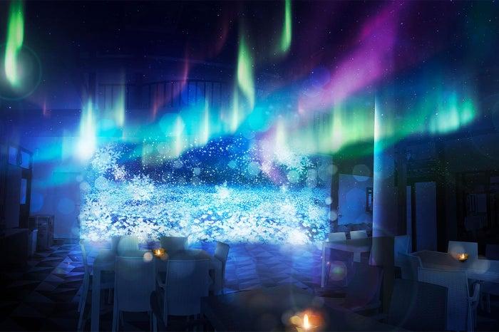 Aurora Restaurant(オーロラ レストラン)/画像提供:ネイキッド