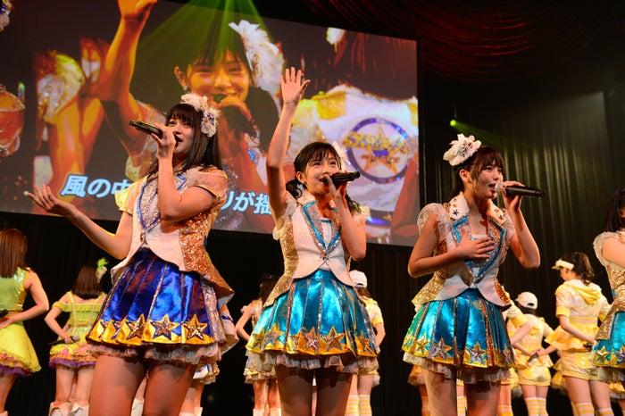 SKE48「AKB48グループ同時開催コンサートin横浜~来年こそランクインするぞ決起集会~」(C)AKS
