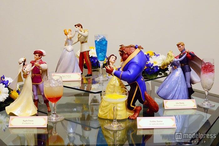プリンセスをイメージした飲み物