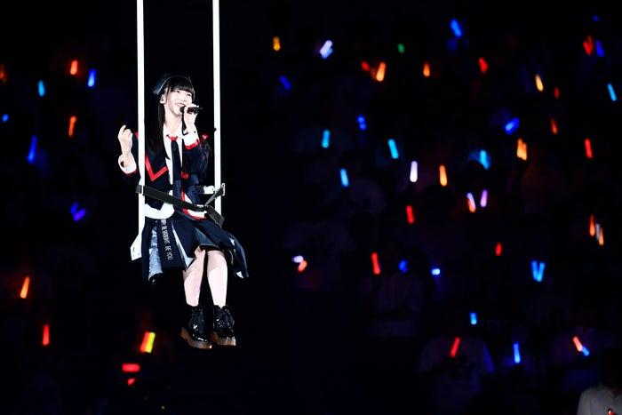 荻野由佳「AKB48グループ感謝祭~ランクインコンサート~」(C)AKS