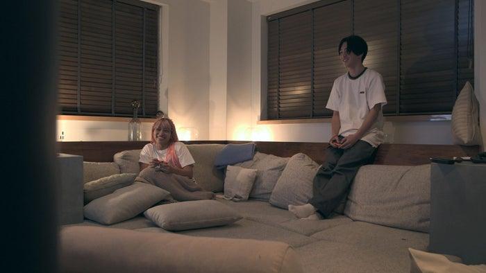 花、流佳「TERRACE HOUSE TOKYO 2019-2020」20th WEEK(C)フジテレビ/イースト・エンタテインメント(C)モデルプレス