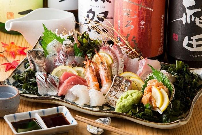 長浜鮮魚卸直営店 博多 魚助/画像提供:三菱地所