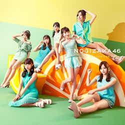 乃木坂46「ジコチューで行こう!」(8月8日発売)通常盤/画像提供:ソニー・ミュージックレコーズ