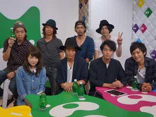 AKB48卒業後初主演舞台の川栄李奈ら、「AZUMI 幕末編」キャストが生放送で見どころPR、舞台裏を明かす
