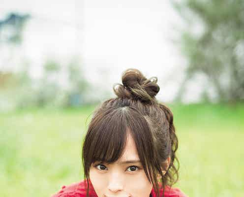 NMB48山本彩、お団子ヘアでキュートな魅力全開