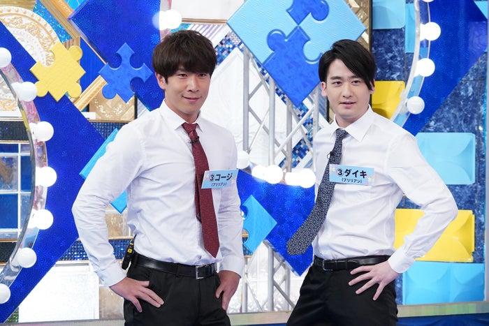 ブリリアン(C)日本テレビ