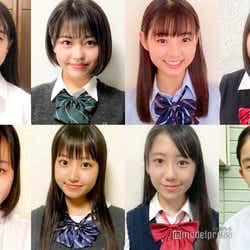 モデルプレス - 日本一かわいい高校一年生「高一ミスコン2020」ファイナリスト8人を発表<投票結果>