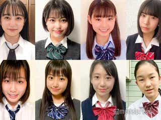 日本一かわいい高校一年生「高一ミスコン2020」ファイナリスト8人を発表<投票結果>