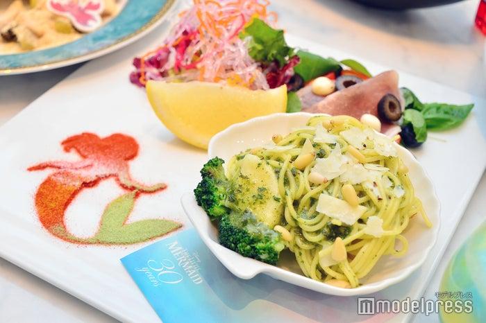 <アリエル>野菜たっぷりジェノベーゼパスタ 1,990円(C)モデルプレス(C)Disney