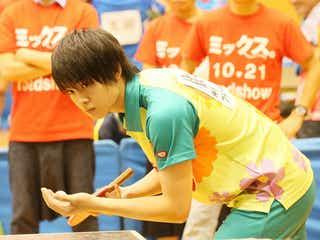 佐野勇斗、猛練習積み卓球大会出場 本気で挑んだ結果は?<ミックス。>