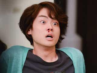 菅田将暉、鼻血!? 知英が『民王』でセクシー挑発「下着はつけていないのよ」
