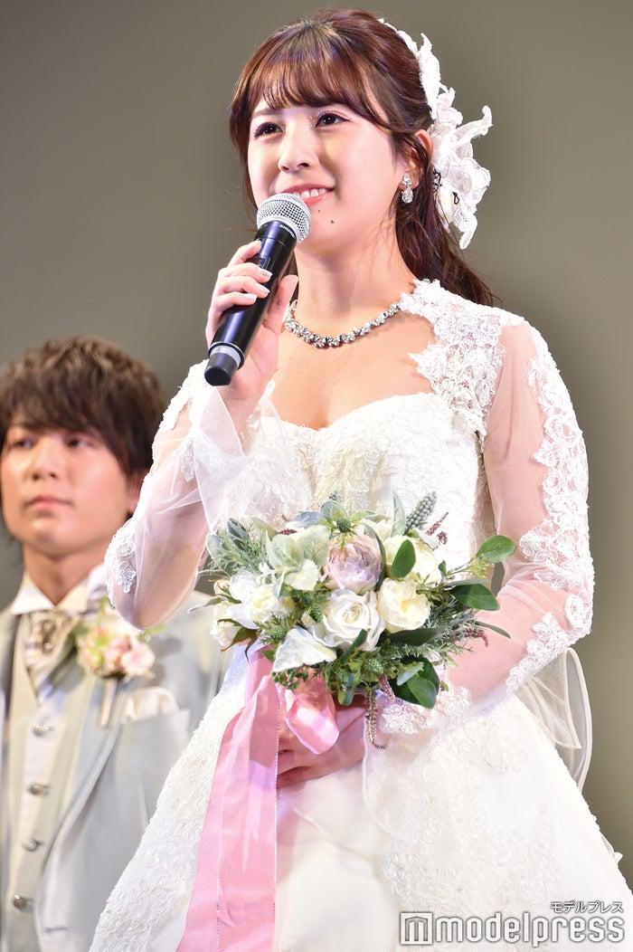 岡田美里さん(C)モデルプレス