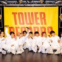 円神「この9人で天下を取れる!」 初ライブで熱いパフォーマンス