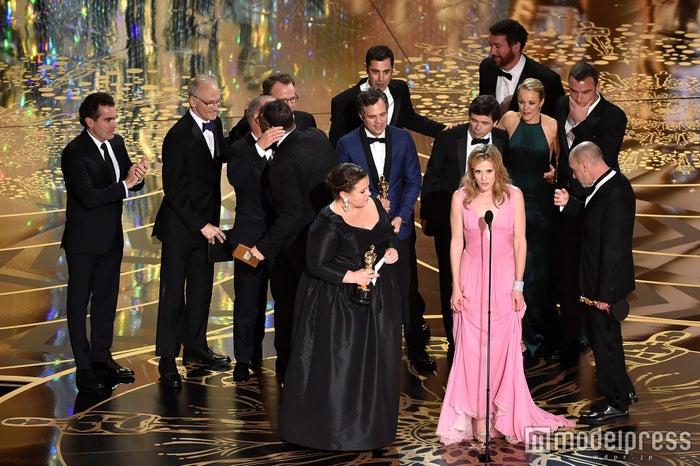 作品賞を受賞した映画「スポットライト 世紀のスクープ」/photo:Getty Images