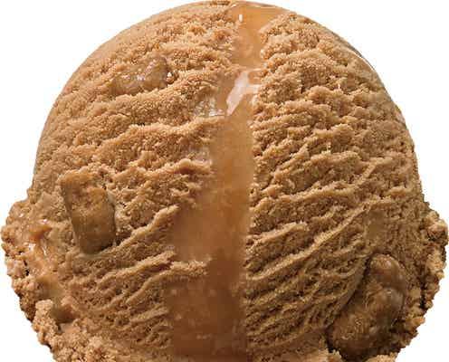 サーティワン「ワンダフル キャラメル プレッツェル」濃厚塩キャラメル×プレッツェルの存在感