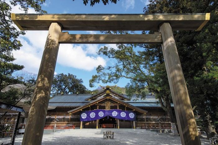 「みちひらき」の猿田彦神社は新生活のスタートにぴったり/(C)伊勢志摩観光コンベンション機構