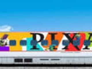 ピクサー新幹線が期間限定で運行開始 『トイ・ストーリー』デザインが可愛すぎる