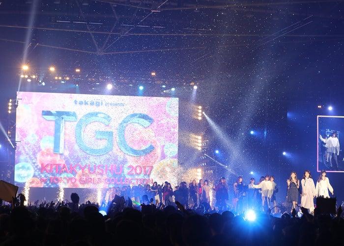 前回のイベントの様子(C)TGC KITAKYUSHU 2017