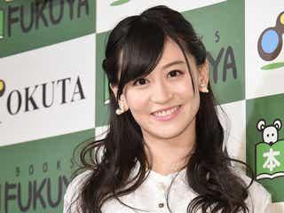 "NMB48上西恵""うっとり美乳""くっきりショットに手応え メンバーの反応も明かす"