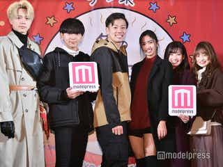 日本一美しい女子大生&日本一のイケメン大学生、候補者がズラリ集結 輝き放った6名が受賞<MISS/MR COLLECTION 2019 in テレ東 冬のあったかパーク>