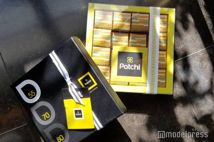 ドバイの定番お土産といえば高級チョコ「パッチ(PATCHI)」(C)モデルプレス