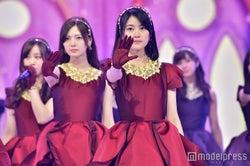 乃木坂46/紅白リハ3日目(C)モデルプレス