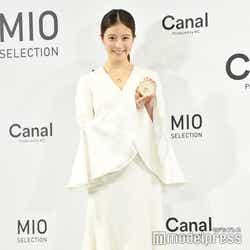 都内で行われたクリスマス限定ジュエリーイベントに参加した今田美桜(C)モデルプレス