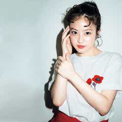 今田美桜/「ViVi」6月号より(画像提供:講談社)