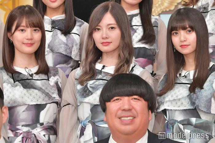 生田絵梨花、白石麻衣、齋藤飛鳥 (C)モデルプレス