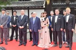 <京都国際映画祭2018>倉科カナ&パク・ギュリらがレッドカーペットに華やか集結
