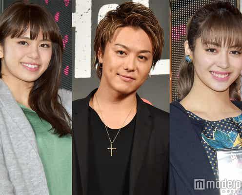 EXILE TAKAHIRO、E-girls楓&佐藤晴美の素顔を暴露「黙ってたらモテるのに…」